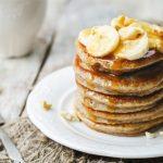 Bananpandekager vil være et sikkert hit til børnefødselsdagen